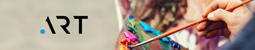 ART - domenska končnica