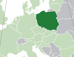 Poljska lokacija