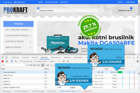 Prokraft - DevTools po prenosu