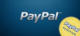 Plačilo preko PayPala